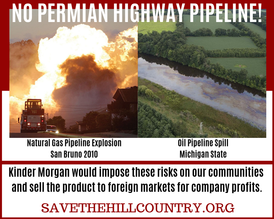 Possible Dangers of the Permian Highway Pipeline