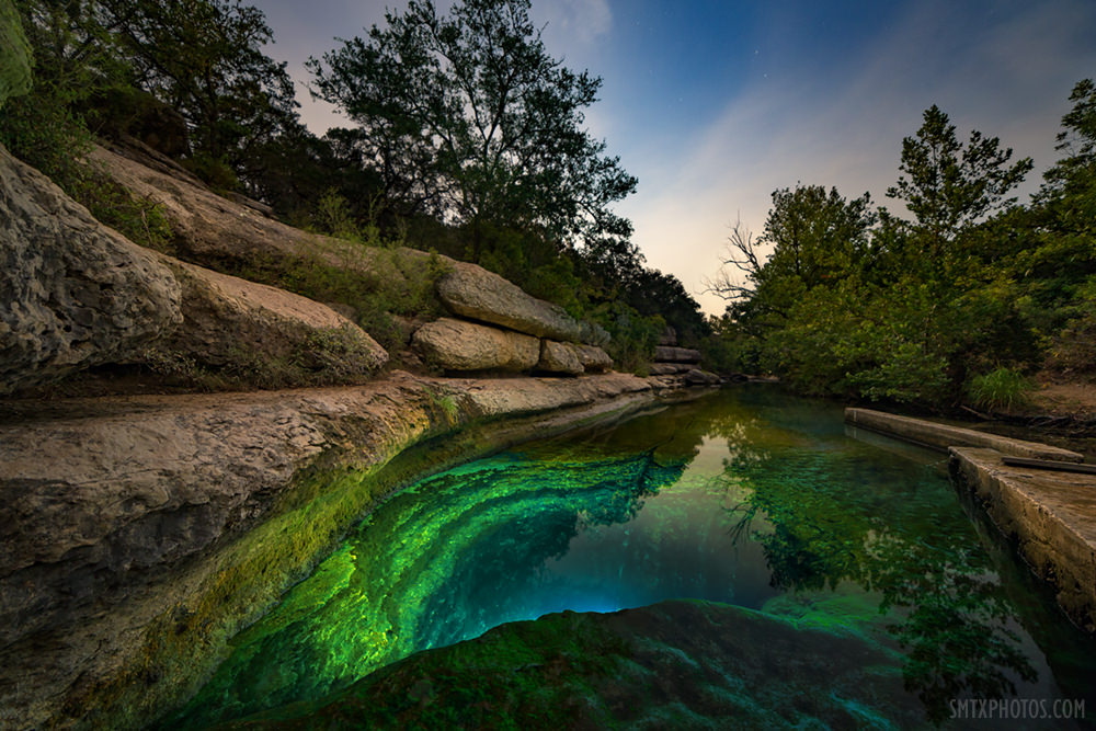 Hays Trinity GCD declares drought for Jacob's Well GMZ