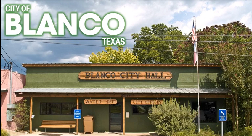 Blanco City Council Votes to Establish A Task Force to Investigate Engineering Options