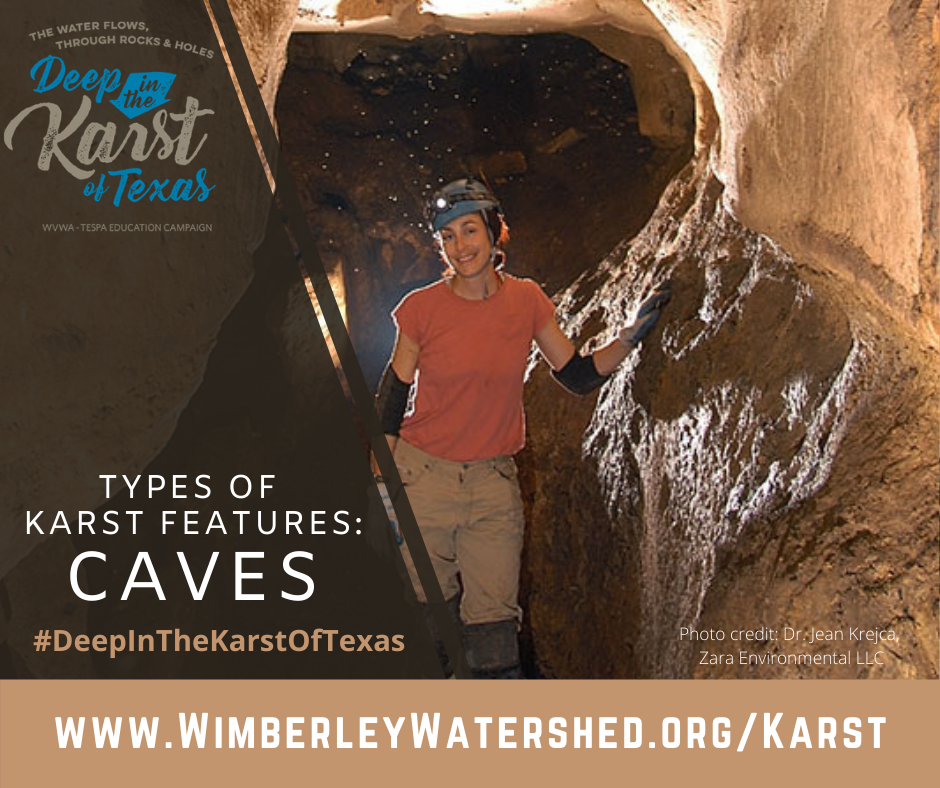 Texas is full of famous, infamous, and locally-known, wild caves.